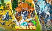 'WORLDS: Эволюция' - Создай свой собственный мир не выходя из дома!
